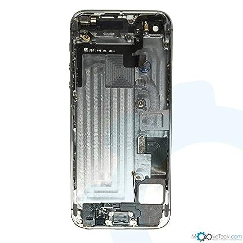 Châssis complet pour iPhone 5S noir