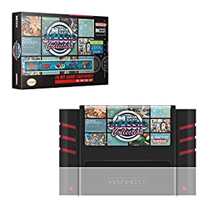 data east: Data East Classic Collection SNES Cartridge - Super NES