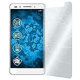 PhoneNatic 2 x Protection écran Verre trempé Clair Compatible avec Huawei Honor 7