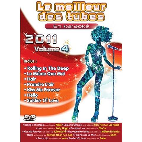 Le Meilleur Des Tubes En Karaoké : 2011 Volume 4