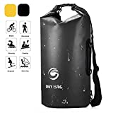Ultra Dry Bag Waterproof Backpack,40L Large Capacity Premium Sack Bag Rucksack with Double