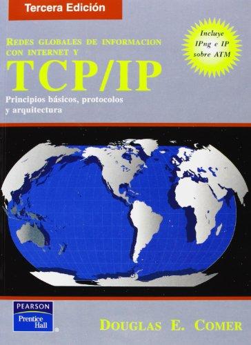 Redes globales Inf.Internet Tcp/Ip por Comer