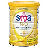 SMA PRO First Infant Milk from Birth, 800 g - Pack of 6