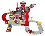 Majorette 212050015 - Creatix Rescue Station, Rettungsstation, Maߟe: 72 x 72 x 35cm