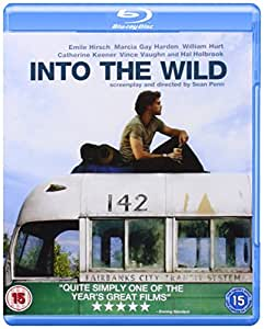 Into The Wild [Blu-ray] [2007]