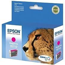 Epson T0713 magenta ink cartridge, 114 x 30 x 142 mm, 50 g