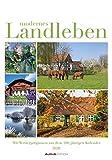 Modernes Landleben 2020 - Bildkalender (24 x 34) - mit Wetterprognosen aus dem 100-jährigen Kalender - Wandkalender