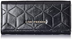 Lino Perros Womens Wallet (Black)