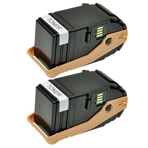 Preisvergleich Produktbild 2 Toner für Epson Aculaser C9300 DTN D3 TNC 2 TN - C13S050605 - Schwarz je 7500 Seiten