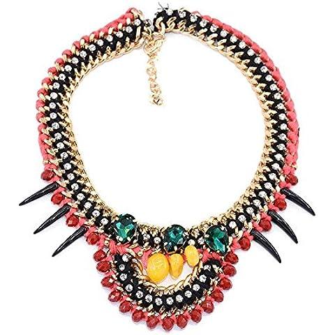 Y&XL&H Collane di moda europea gioielli bohemien