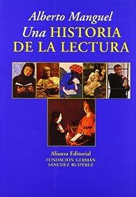 Una historia de la lectura ) par Alberto Manguel