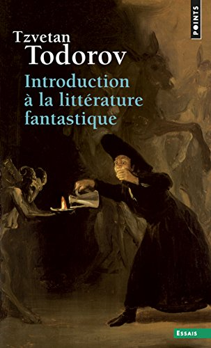 Introduction  la littrature fantastique