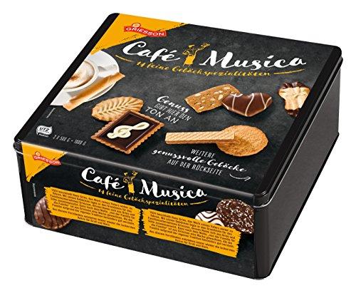 Cafe Musica 1kg by De Beukelaer