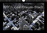 NYC - eine Traum-Stadt (Wandkalender 2018 DIN A4 quer): Eine Bilderserie über New-York-City, in welcher Schwarz-Weiss-Aufnahmen mit ... ... Orte) [Kalender] [Apr 01, 2017] Lind, Jens