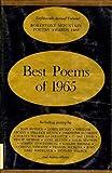 Best Poems of 1965 (Borestone Mountain Poetry Awards 1966, Volume XVIII)