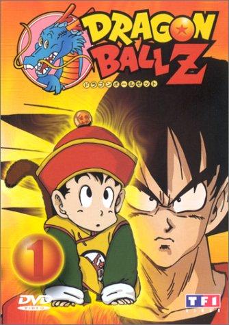 Dragon Ball Z - Vol.1 : Episodes 1 à 6