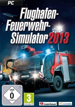 Flughafen-Feuerwehr-Simulator 2013 [PC Download]