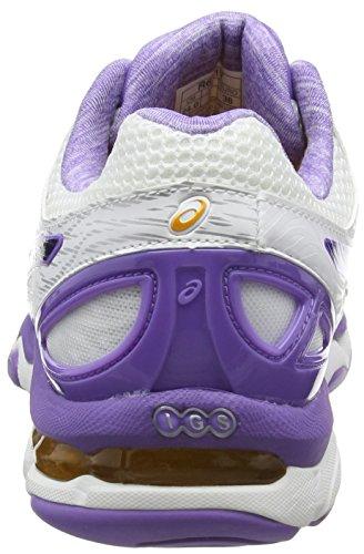 Asics 6 Gel netburner 13611 Super 6 , pour Chaussures Multisport pour Femme 88dec3b - christopherbooneavalere.website