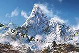 Leinwanddruck von Oremovqweenry, 61 x 91,4 cm, ungerahmter