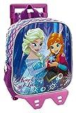 Disney Trolley con Ruedas Convertible en Mochila (05 Frozen 25 cm)