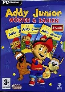 Addy Junior - Wörter & Zahlen: 4-7 Jahre