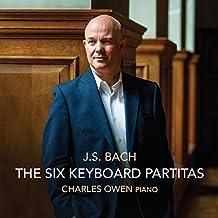 J.S. Bach: The Six Keyboard Partitas