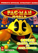 Pac Man World - Prima's Official Strategy Guide de Prima Development