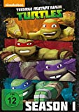 Teenage Mutant Ninja Turtles - Season 1 [4 DVDs]