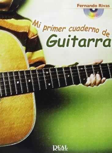 Mi Primer Cuaderno de Guitarra