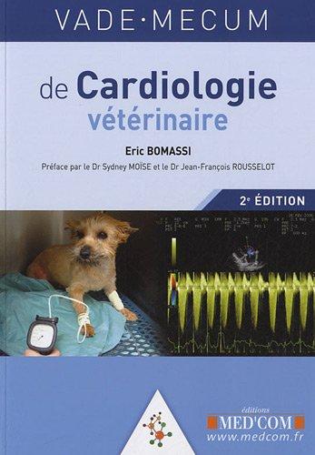 Vade-mecum de cardiologie vétérinaire