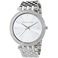Michael Kors MK3190 Women's Watch (Silver)