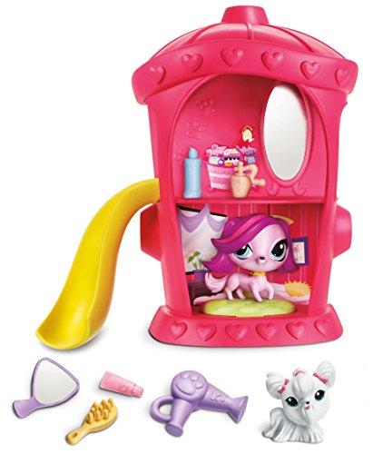 littlest-pet-shop-sweetest-hydrant-hangout-with-gail-trent-3613-princess-stori-jameson-3614