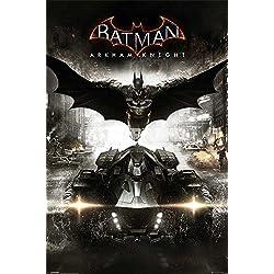 empireposter - Batman - Arkham Knight - Teaser - Größe (cm), ca. 61x91,5 - Poster, NEU -