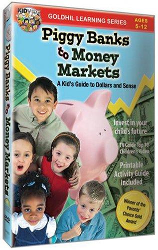 Kidvidz: Piggy Banks To Money Markets [DVD] [Region 1] [NTSC] [US Import] -