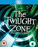 The Twilight Zone - The Complete Series (23 Blu-Ray) [Edizione: Regno Unito]