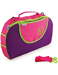 Trunki Tote Bag (Pink/Purple)
