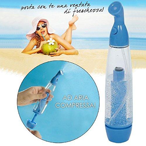 Zerstäuber / Lufterfrischer für das Gesicht, tragbar, Druckluftsystem, 70ml (Gesicht-lufterfrischer)