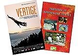 VERTIGE D'UNE RENCONTRE + PROTEGER ET SOIGNER LES OISEAUX. 2 DVD...