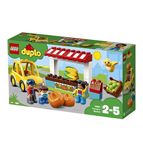 (LEGO Duplo 10867 - Bauernmarkt Große Bausteine)