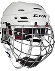 CCM Res 300Helm Combo, color blanco, tamaño small