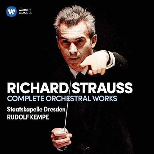 Strauss, Richard: Complete Orc...