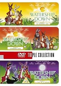 Watership Down: Volumes 1-3 [DVD]