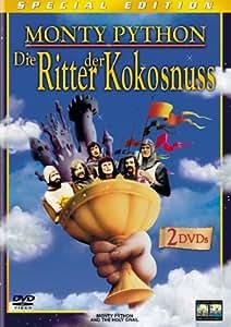 Monty Python - Die Ritter der Kokosnuss (incl. 2 Drehbücher) [Special Edition] [2 DVDs]