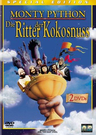 Sony Pictures Home Entertainment Monty Python - Die Ritter der Kokosnuss (incl. 2 Drehbücher) [Special Edition] [2 DVDs]