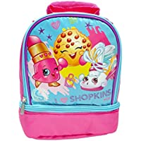 Preisvergleich für Shopkins Dual Compartment Insulated Lunch Bag Moose Toys Great for Back to School! by Moose Toys