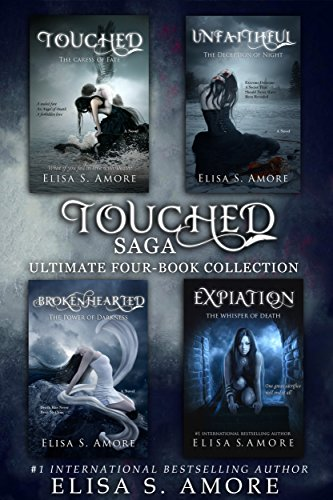 Touched: The Complete Series (English Edition) - Amore Elisa