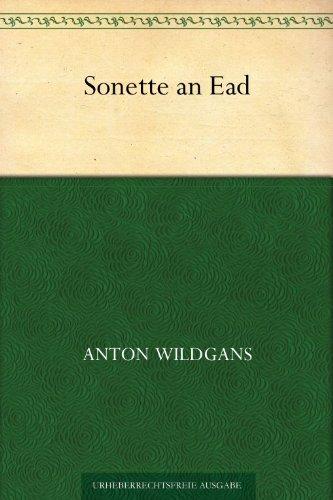 Sonette an Ead