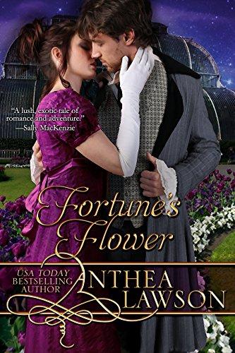 Fortune's Flower (Passport to Romance Book 1) (English Edition) par Anthea Lawson