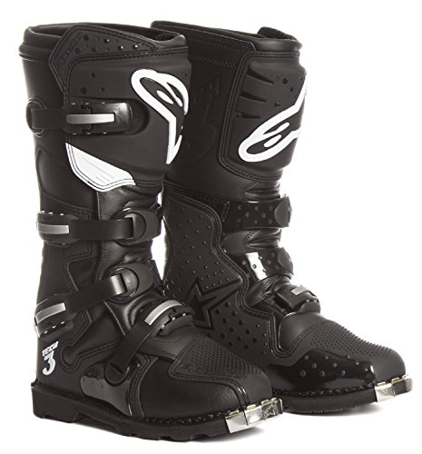 Alpinestars Motocross-Stiefel Tech 3 All Terrain Schwarz Gr. 43