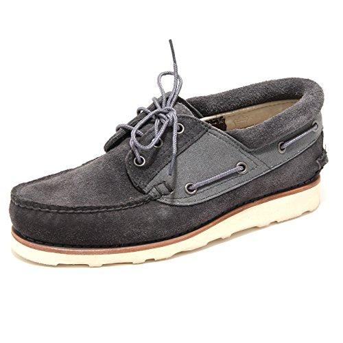 8086 mocassino TIMBERLAND abington scarpe uomo men shoe Grigio